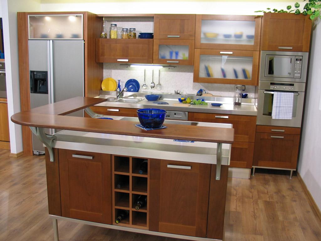 modern small kitchens photo - 1