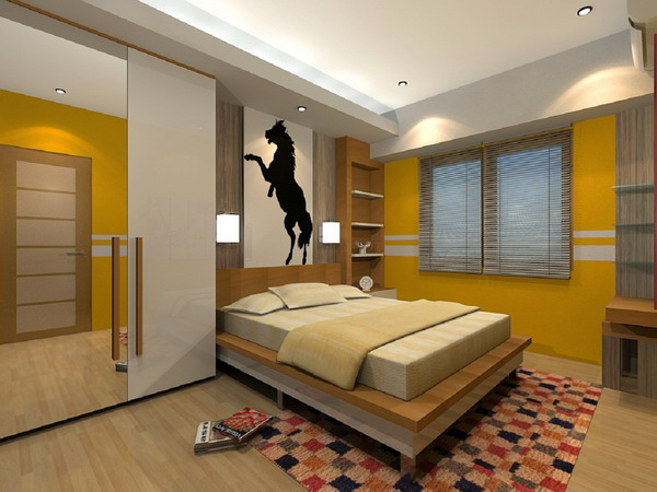 most popular bedroom colors photo - 1