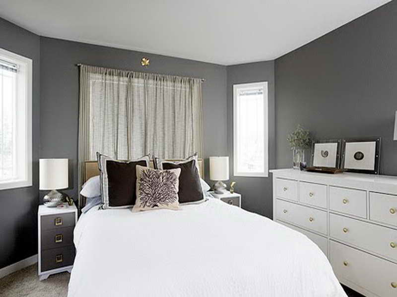 most popular paint colors for bedrooms photo - 2