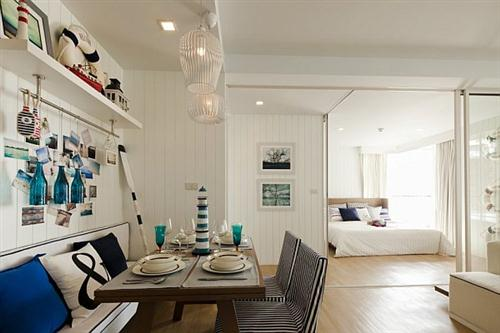 nautical dining room photo - 1