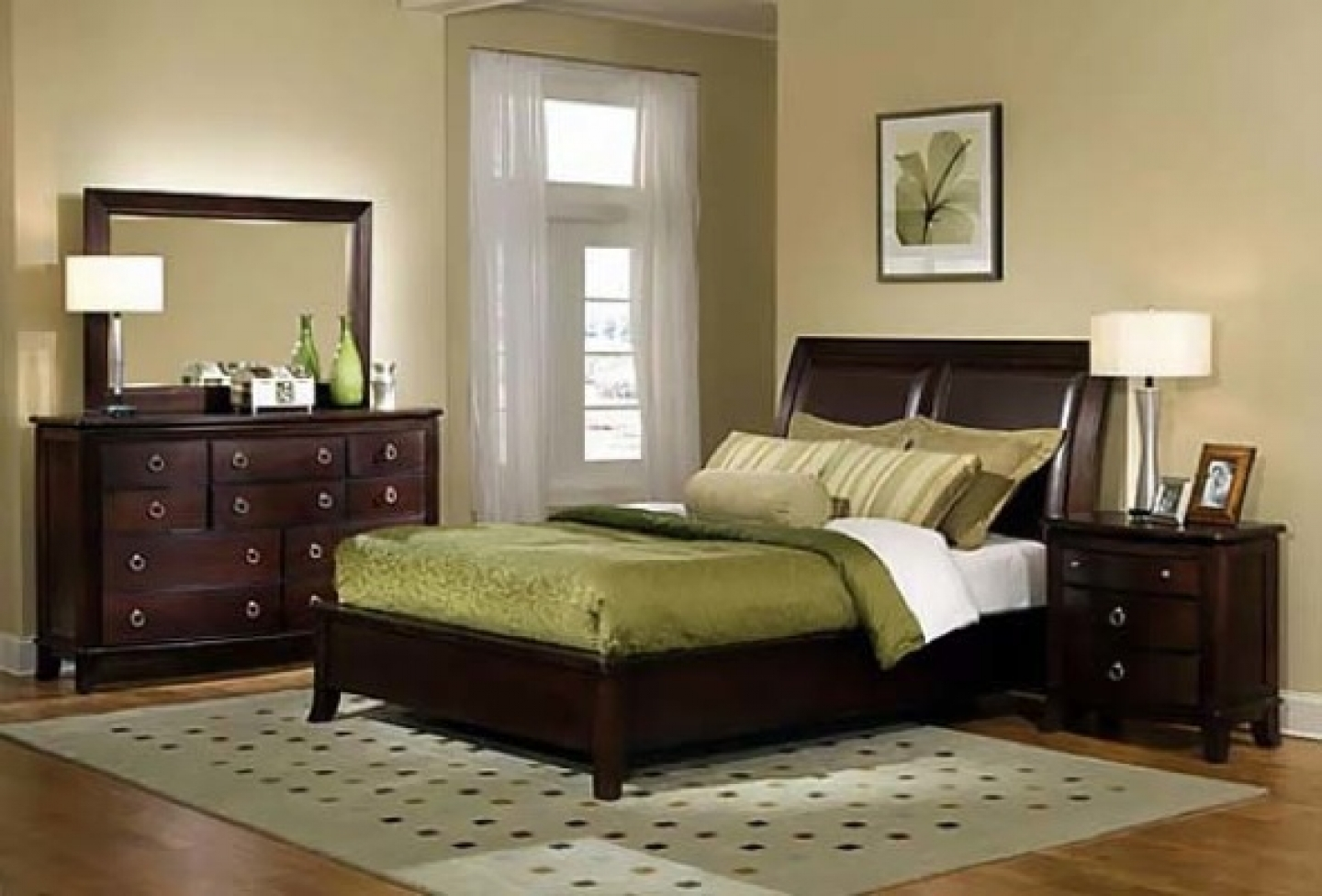 neutral color bedroom ideas photo - 2