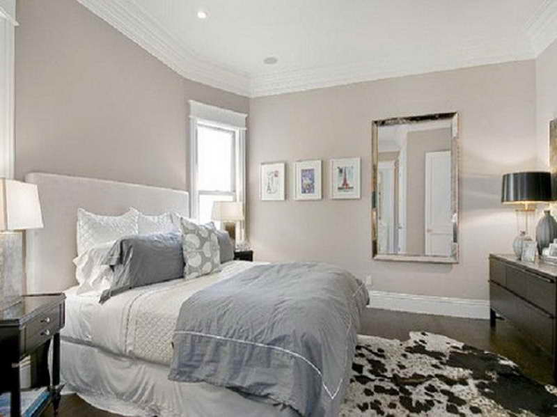 neutral paint colors for bedroom photo - 1