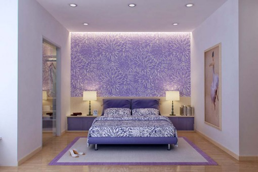 nice colors for bedrooms photo - 2