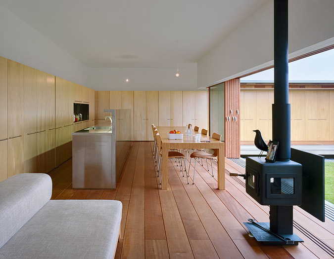 open kitchen dining room photo - 1