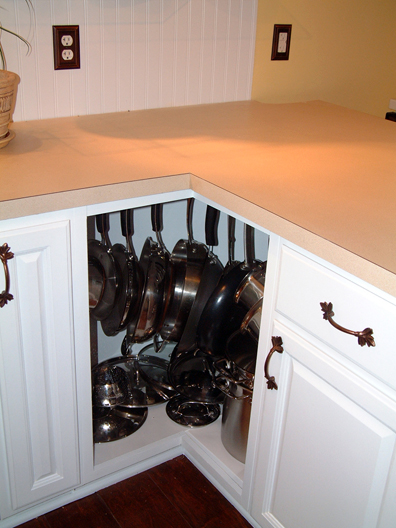 organize a small kitchen photo - 1