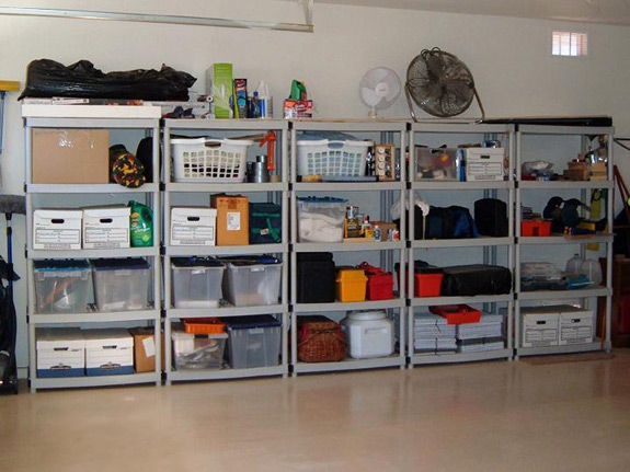 organize garage photo - 1
