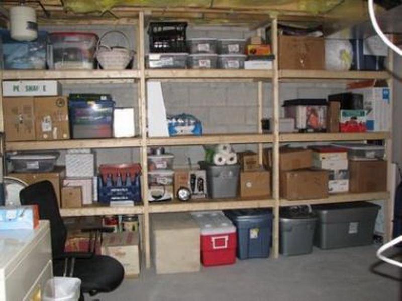 organize garage plans photo - 2