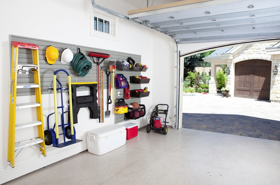 Organizing A Garage Ideas