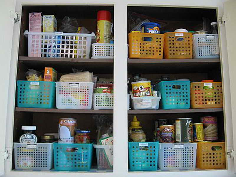 organizing a small kitchen - large and beautiful photos. photo to