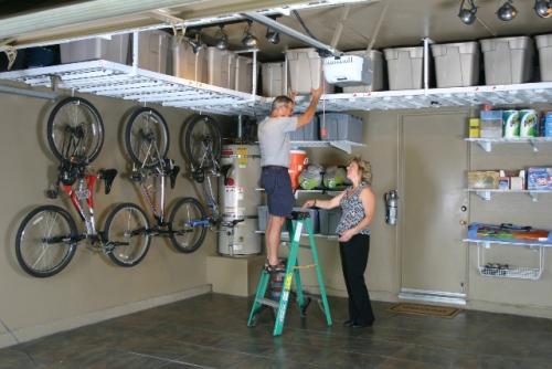 organizing garages photo - 2