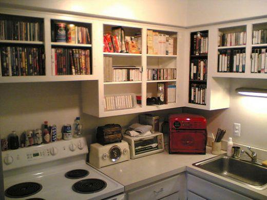 organizing small kitchen photo - 1