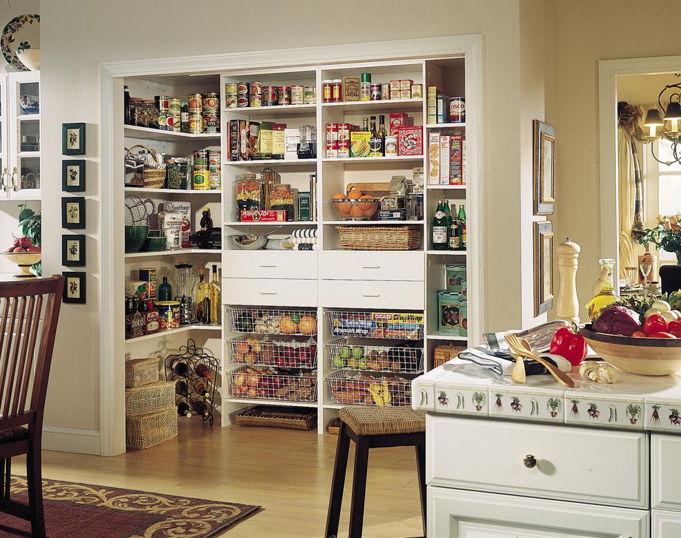 Organizing Small Kitchens