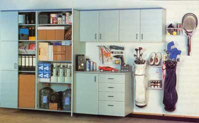 organizing the garage photo - 2