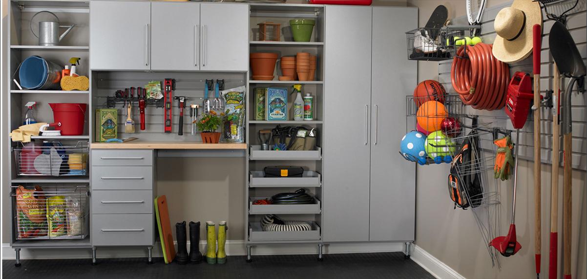 organizing your garage photo - 2