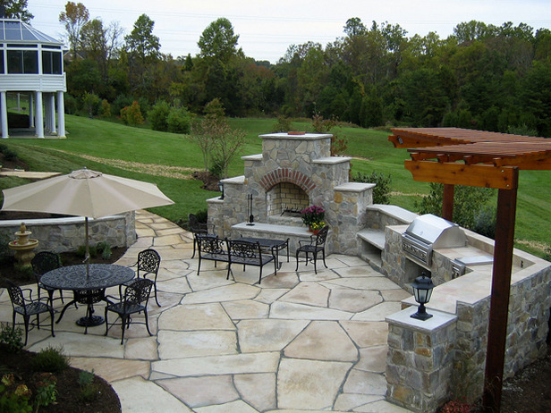 outdoor backyard ideas photo - 1