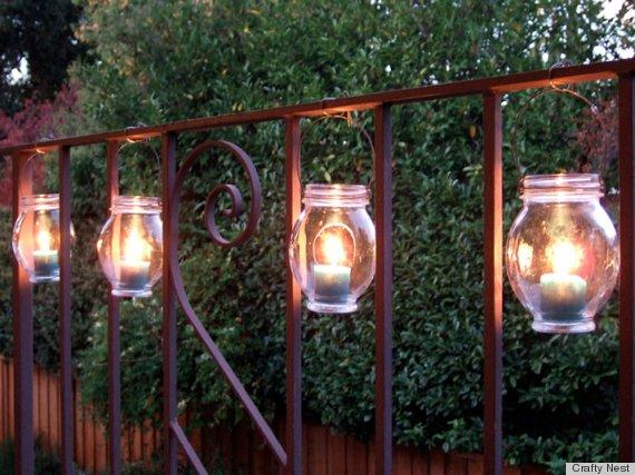 outdoor backyard lighting ideas photo - 2