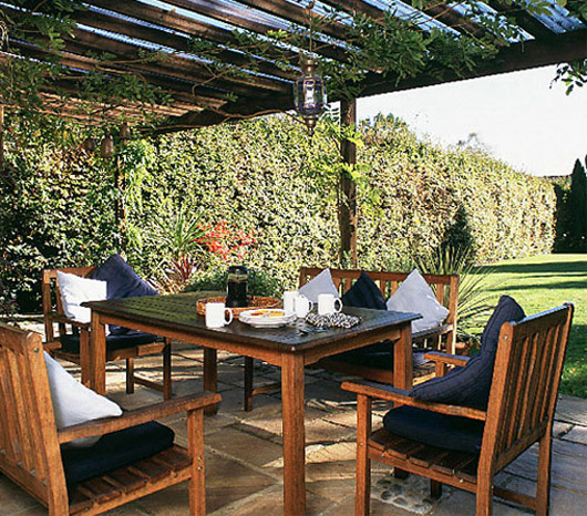 Delightful Outdoor Dining Area Ideas