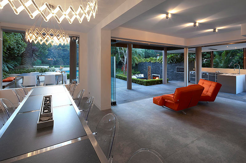 outdoor dining areas photo - 2