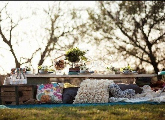 outdoor dining ideas photo - 1