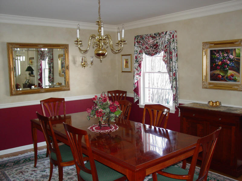 paint color ideas for dining room photo - 1