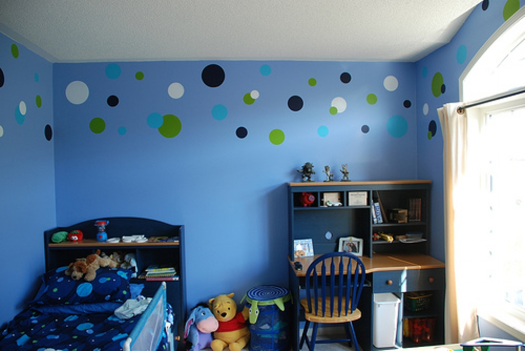paint colors for boys bedrooms photo - 2