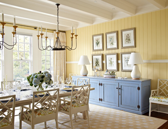 paint colors for dining room walls photo - 2