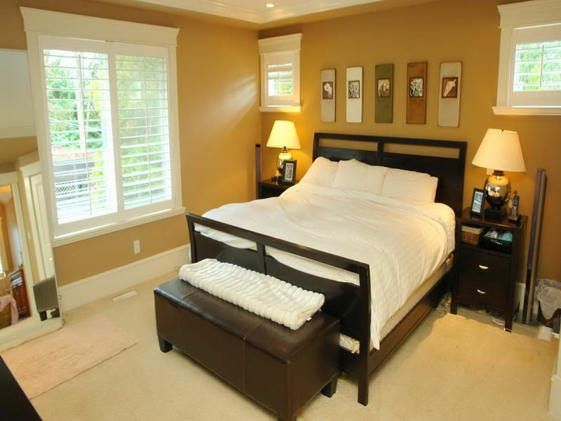 paint colors for small bedroom photo - 1
