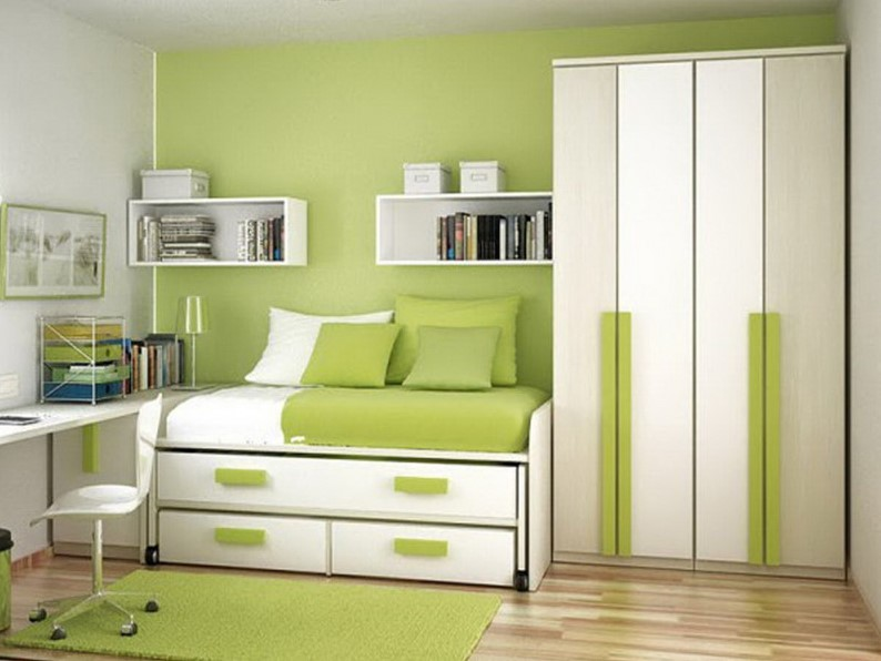 paint colors for small bedrooms pictures photo - 2