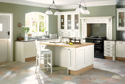 paint colors for small kitchen photo - 2