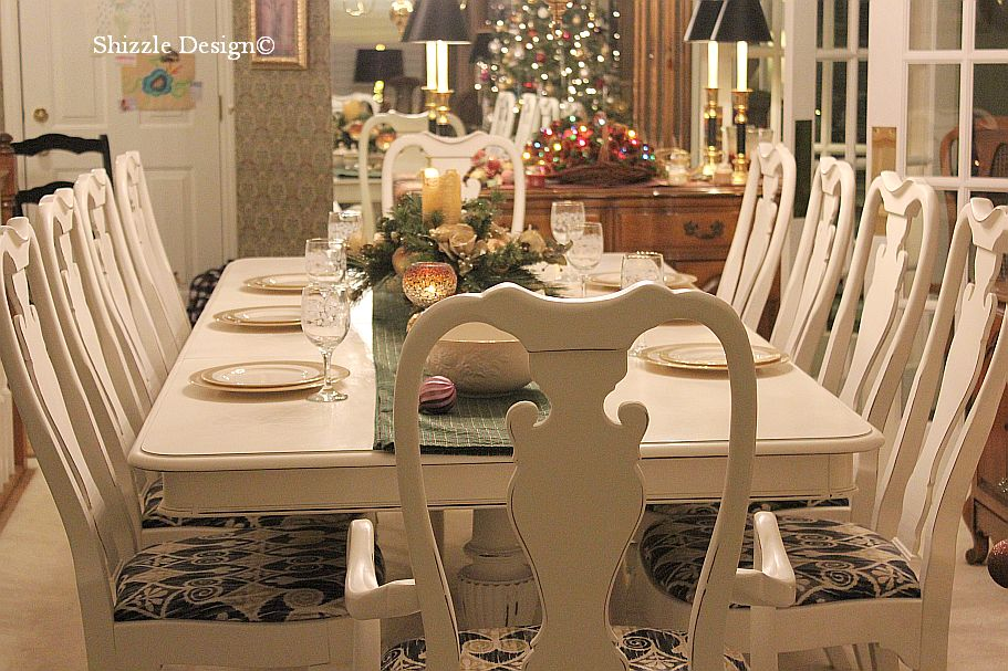 Good Ideas For Painting Dining Room Table And Chairs Part - 10: Paint Dining Room Table - Large And Beautiful Photos. Photo To Select Paint  Dining Room Table | Design Your Home