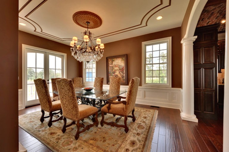 paint ideas for dining room photo - 2