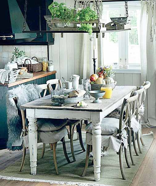 Painted dining table ideas large and beautiful photos Photo to