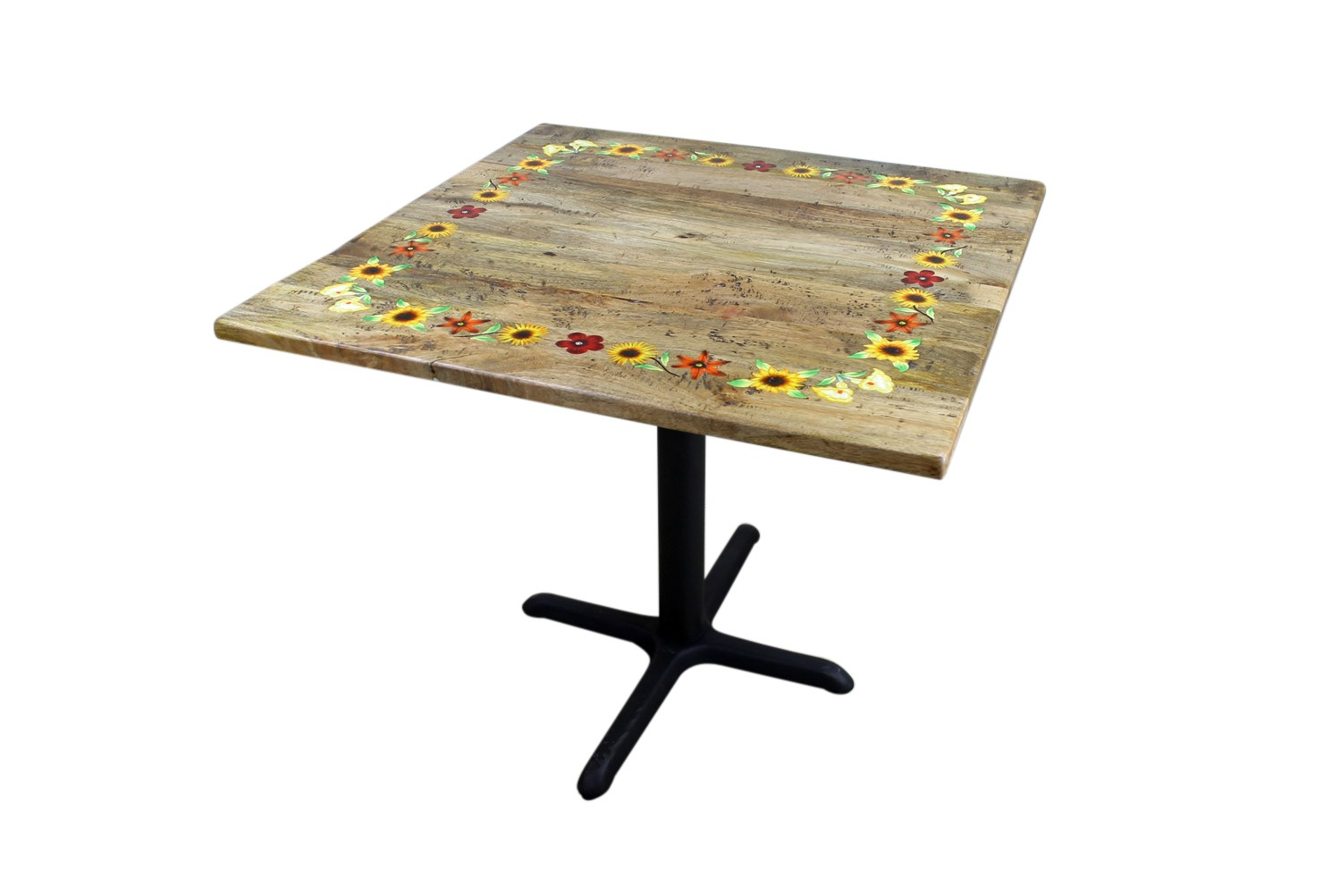 painted dining tables photo - 1