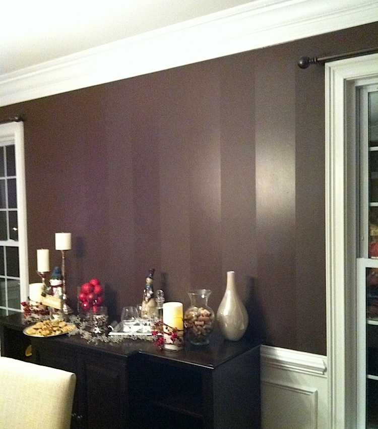 painting dining room photo - 1