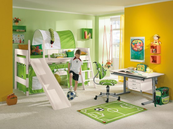 painting ideas for kids bedrooms photo - 2