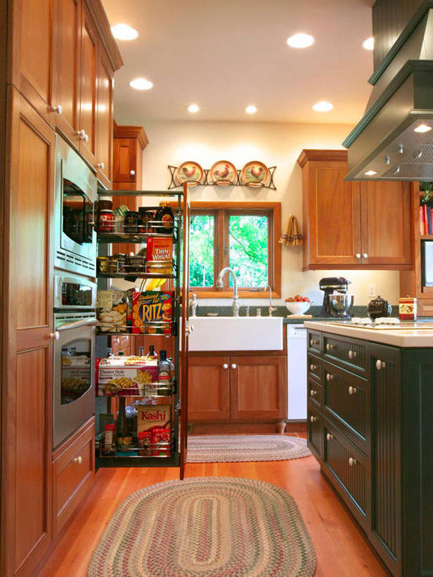 pantries for small kitchens photo - 2