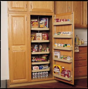 pantry for small kitchen photo - 2