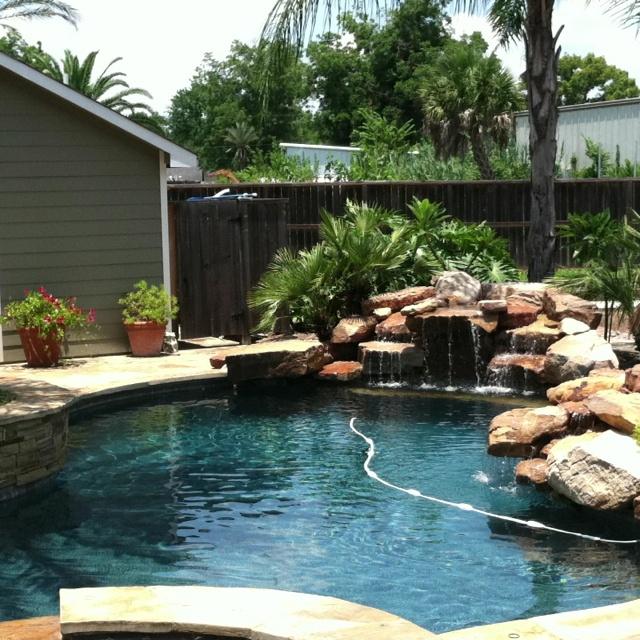 paradise backyard photo - 2
