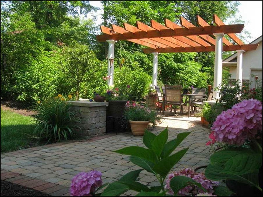 patio ideas for backyard photo - 2