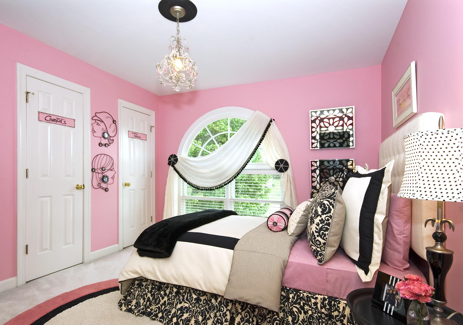 perfect teenage girl bedroom photo - 1