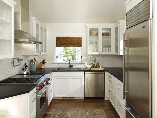 photos of small kitchens photo - 1