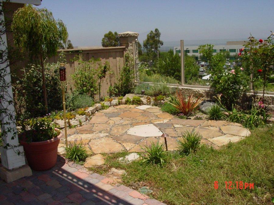 pics of backyards photo - 2