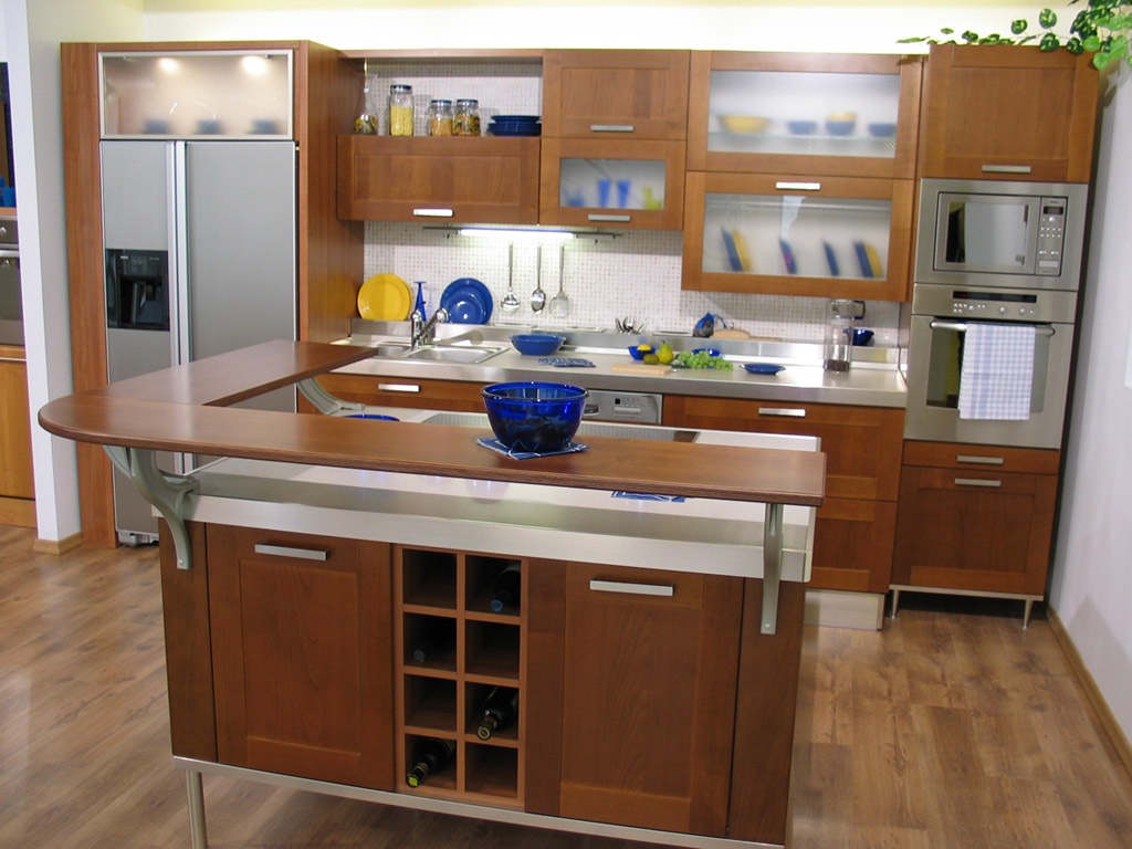 pics of small kitchens photo - 2