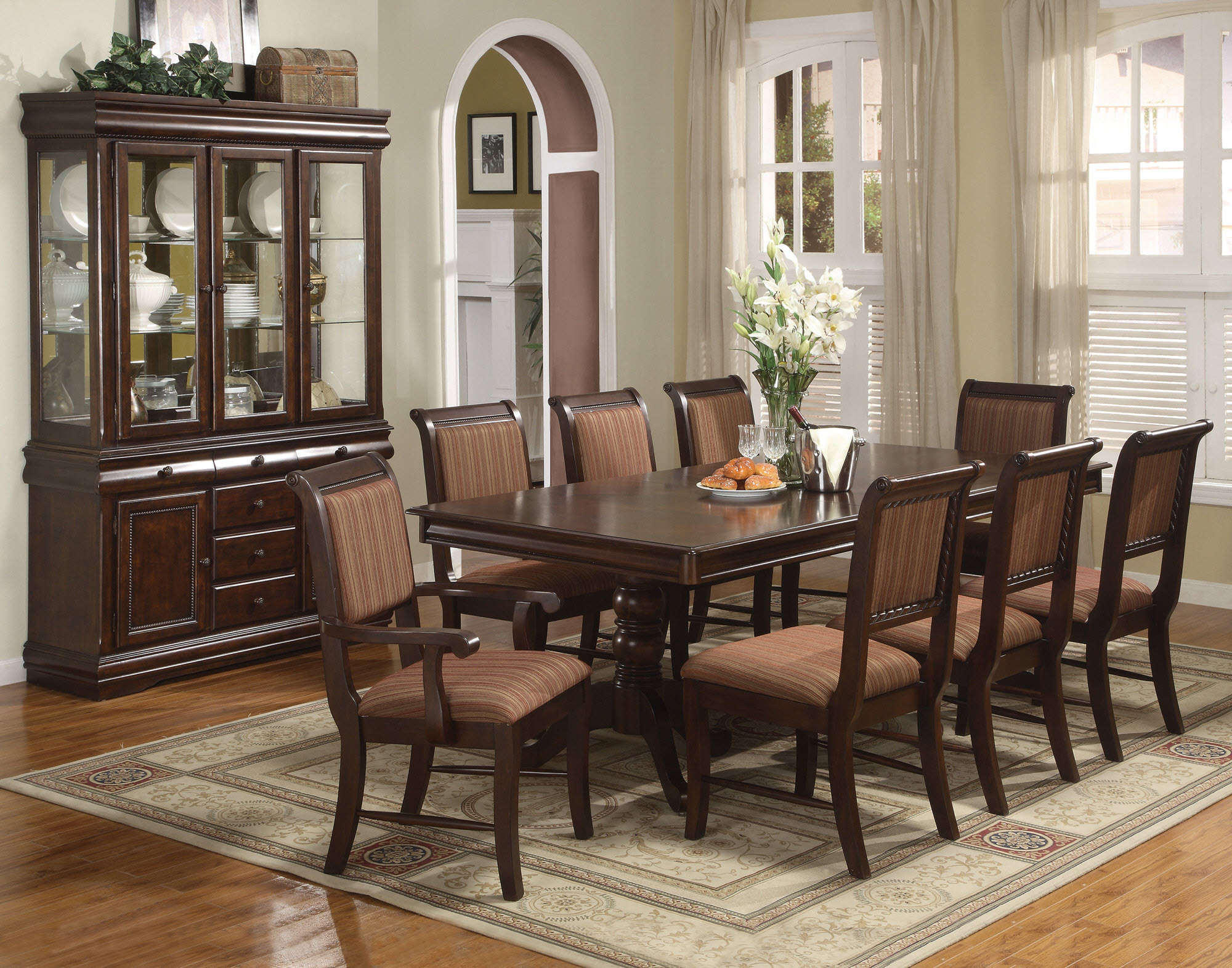 pictures of dining room sets photo - 2