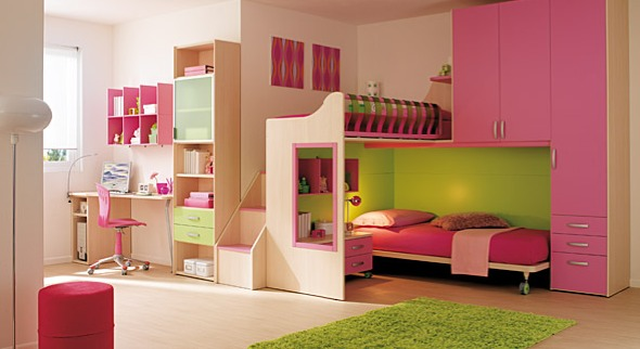 pictures of girl bedrooms photo - 1