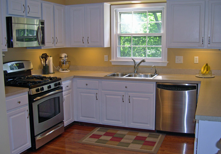 pictures of small kitchen remodels photo - 2