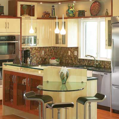 pictures of small kitchens photo - 2
