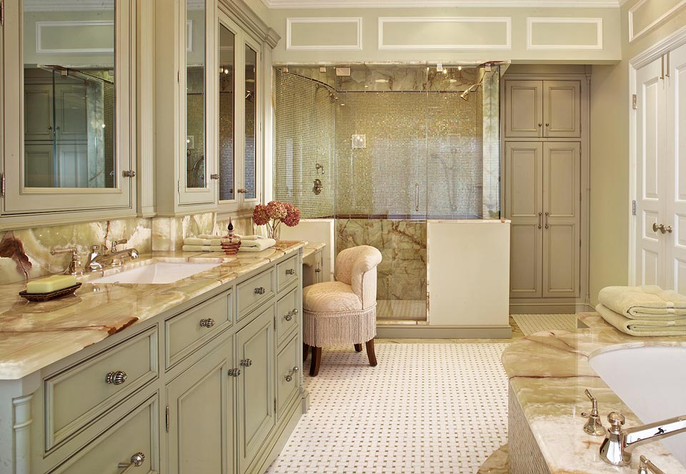 pictures of traditional bathrooms - Traditional Bathrooms