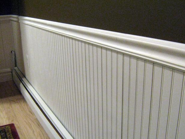 pictures of wainscoting in dining rooms photo - 1