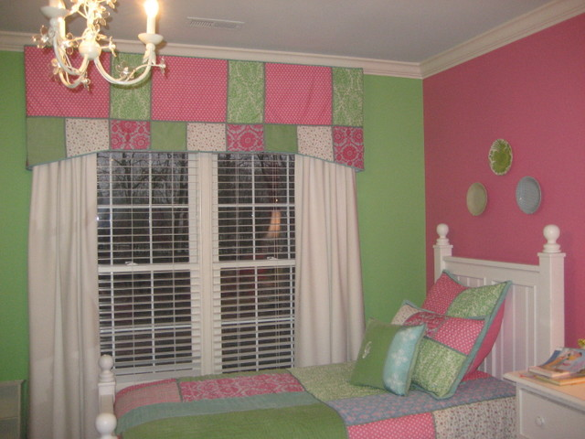 pink green girls bedroom – Sistem As Corpecol